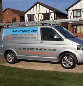 About Bucks Property Care